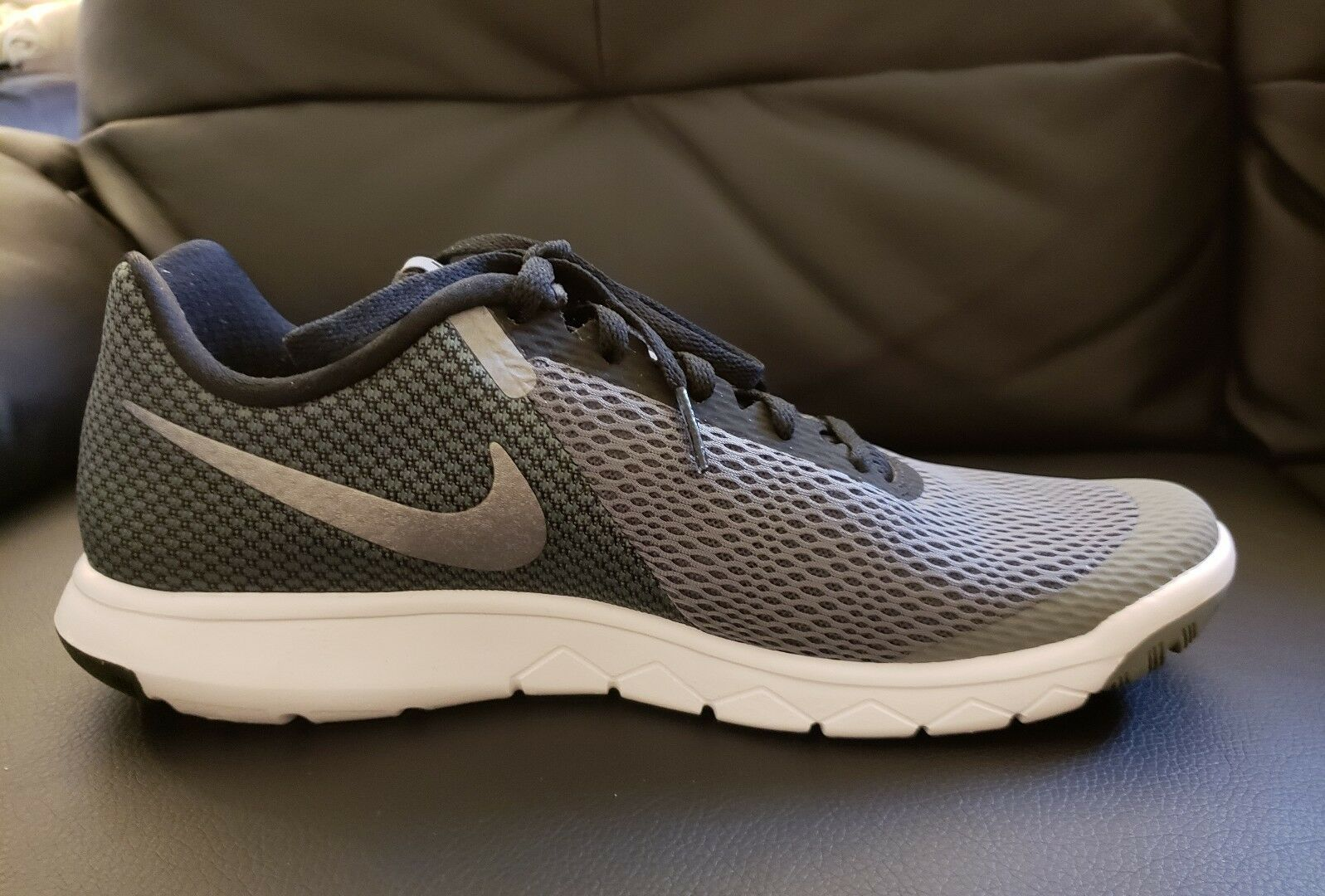Authentic NIKE Flex Experience Run Lightweight Running Men Shoes Gray Comfortable