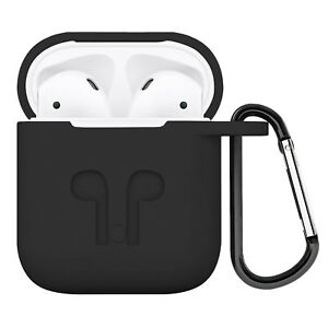 PASBUY-8C-Silicone-Shock-Resistant-Case-Carabiner-Anti-lost-for-Apple-AirPods-B