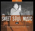 Sweet Soul Music: 1961 by Various Artists (CD, Jun-2008, Bear Family Records (Germany))
