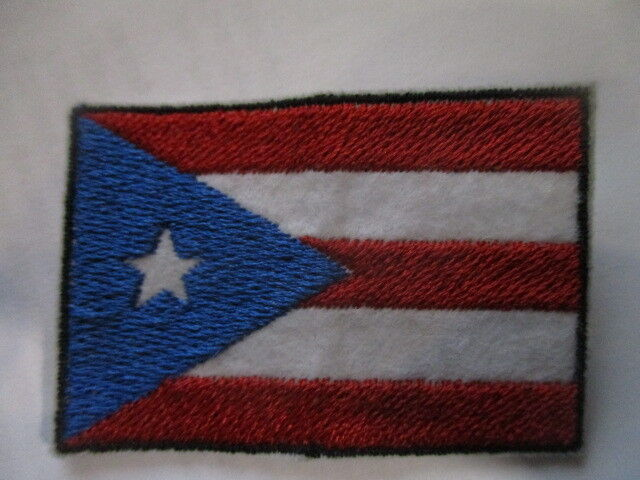 Hotfix Patches Puerto Rico - Flag Patch