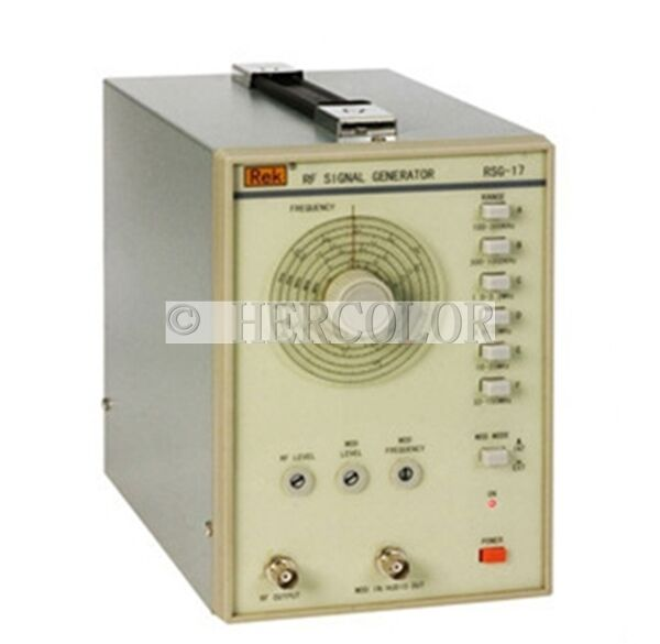 100KHz-150MHz High Frequency Signal Generator