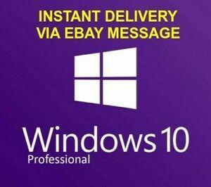 INSTANT-WINDOWS-10-PRO-PROFESSIONAL-32-amp-64-BIT-ACTIVATION-CODE-LICENSE-OEM-KEY