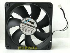 ADDA AD2005LB-G73 5V 0.08A 20x20x10mm Dual Ball Bearing Cooling Fan #M2389 QL