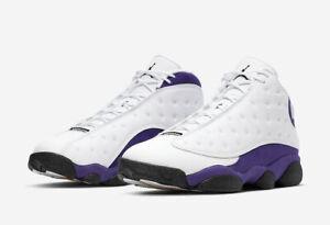 Nike Air Jordan 13 Retro Lakers Rivals
