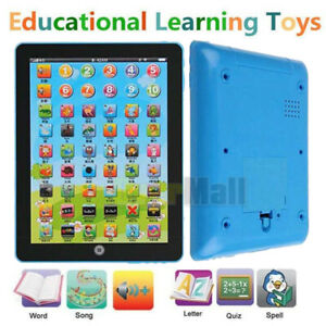 Baby Tablet Toddler FIRST Educational Toys for Age 2 3 4 5 6 7 8 Old Learning