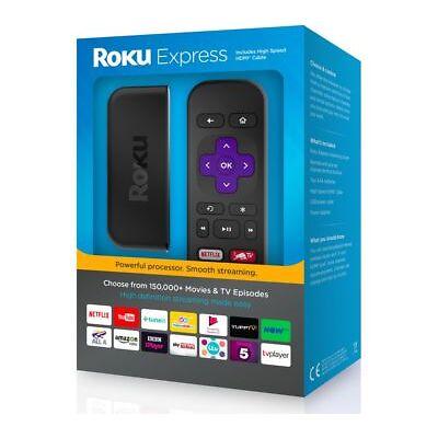 ROKU Express Smart Streaming Player - Currys