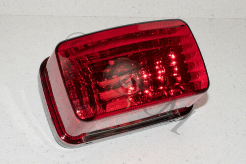 YAMAHA NEW DUAL FILAMENT TAILLIGHT TAIL LIGHT LENS HOUSING 0350-503