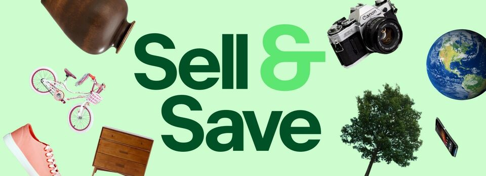 Sell now  - Sell and do your bit for our planet