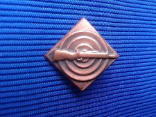 IDF Israel Marksman Bronze Pin