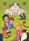 El Colegio de Los Animales Magicos. Nna Invasion de Agujeros by Margit Auer (Hardback, 2016)
