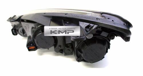 OEM Genuine Parts Halogen Head Light Lamp RH For HYUNDAI 2013-2017 Genesis Coupe