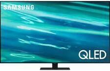 """Samsung QN65Q80AA 65"""" 4K QLED Smart TV - Titan Black"""