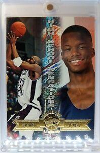 1996-96-Press-Pass-High-School-Sensations-Kobe-Bryant-O-039-Neal-44-Rookie-RC-Gold