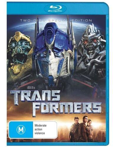 1 of 1 - Transformers (Blu-ray, 2008, 2-Disc Set)