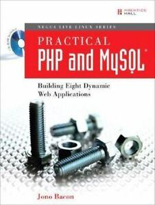 Details about Practical PHP and MySQL : Building Eight Dynamic Web  Applications-ExLibrary