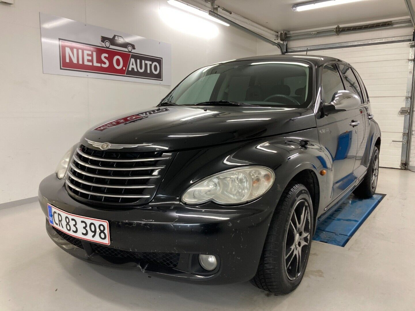 Chrysler PT Cruiser 2,2 CRD Touring 5d