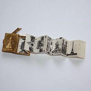 Vintage-30s-40s-Paris-Souvenir-brooch-book-of-photographs
