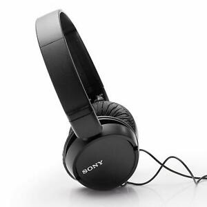 Sony-MDRZX110-BLK-ZX-Series-Stereo-Headphones-Black-FAST-FREE-SHIPPING