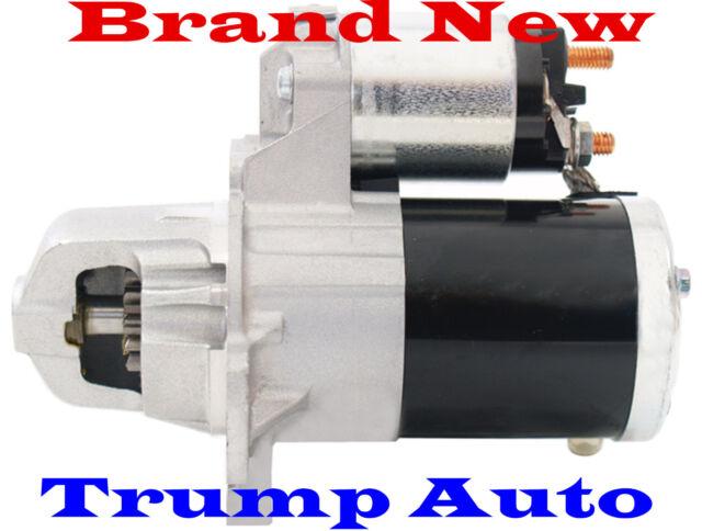 Brand New Starter Motor for Holden Commodore VZ VE V6 3.6L Petrol 03-14