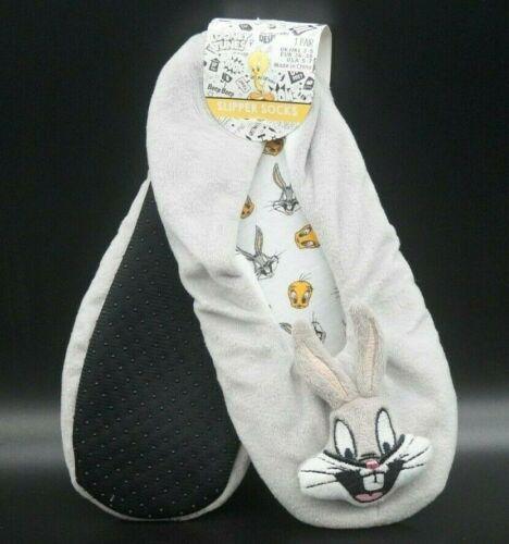 Disney BUGS BUNNY Hausschuhe Schuhe Socken Gr 36 37 38 39 40 41 42  Tweety