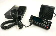 Harris Macom M7100 Mobile 800mhz Uhf Police Radio Scanner Mahg N8mxx As Is