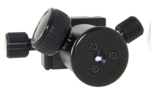 Demon DB-30 30mm Mini Monopod Ball Head Arca Compatible Pan Lock /& QR Plate NEW