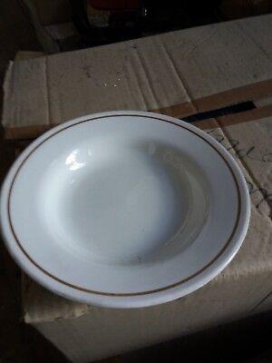 Dis Tognana METROPOL Soup Plate 2110 Pattern 19 x 16 cm