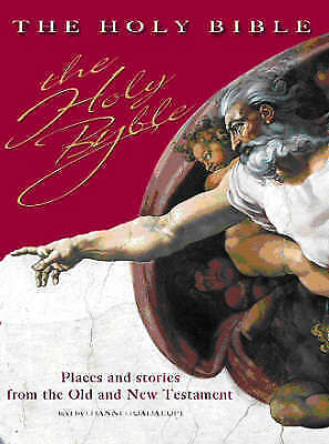 Holy Bible (Timeless Treasures), Guadalupi, Gianni, Very Good