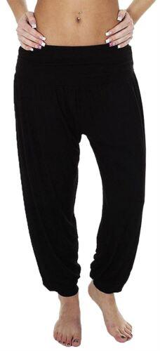 Nouveau Haut Plus Taille Long Baggy Hareem Pantalon Ali Baba Pantalon 8-26