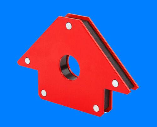 Kraft Magnet Werkstückhalter 34,0 Kg Winkel Magnethalter Winkelmagnet Y0865