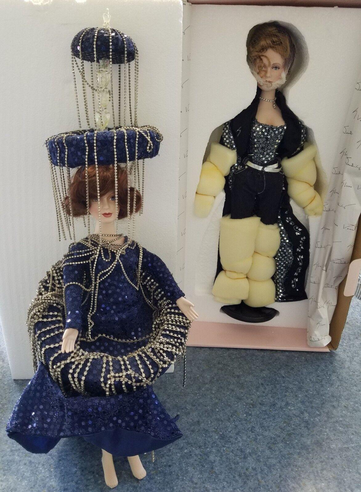 Collection of 2 Gloria Vanderbilt Porcelain Dolls