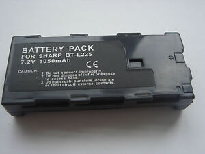 Battery-BT-L225-for-SHARP-VL-NZ100U-VL-NZ105U-VL-NZ10S-VL-NZ10U-NEW-in-france