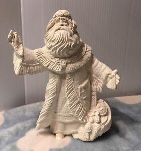 Ceramic-Bisque-Southwest-Santa-Ready-to-Paint