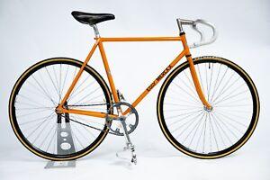 Pista-Track-Bike-Eddy-Merckx-52cm-1985-Hour-Record-Tribute-Campagnolo-C-Record