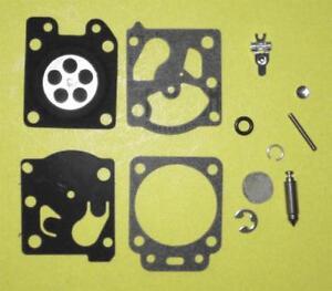 Carburetor-repair-rebuild-kit-Homelite-Ryobi-w-Walbro-wt-1059-carb-UT33600
