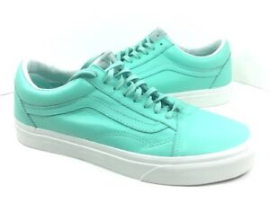vans old skool green damen