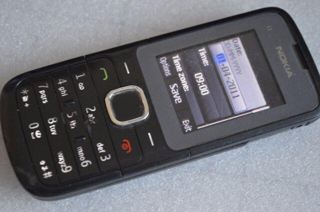 Nokia C1-01 (T-Mobile - Virgin) Mobile Phone