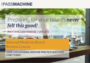 Details about Internal Medicine Board Review Course 2018 (Videos+PDFs)