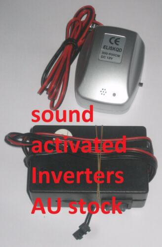 choose for what length of  EL wire Sound activated Inverters for EL wires