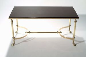 Table Basse Maison Charles Laque Annees 60 Ebay