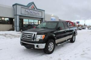 2009 Ford F 150 XLT SuperCab 6.5-ft. Bed 4WD