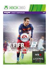FIFA 16 Microsoft Xbox 360 VIDEO GAME-UK VENDITORE-SPEDIZIONE GRATUITA!!!