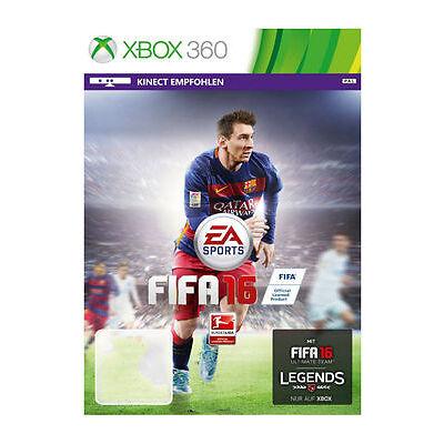 FIFA 16 Microsoft Xbox 360 Electronic Arts NEW, NOT SEALED