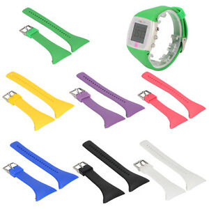 For-POLAR-FT4-FT7-Watch-Silicone-Replacement-Wristband-WatchBand-Strap-Bracelet