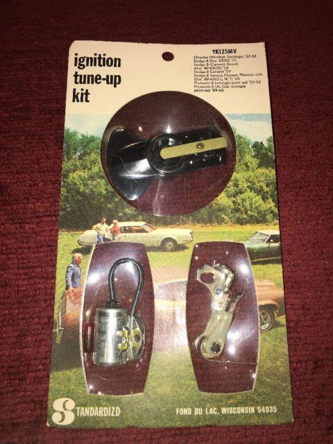 For 1972-1978 Dodge Monaco Ignition Tune-Up Kit United Automotive 32186XY 1973