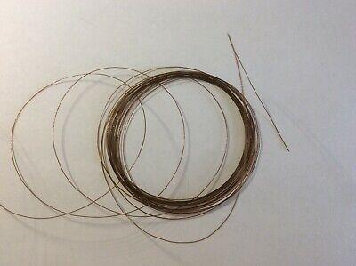 Kupfer und Blei Draht zum Fliegenbinden Schmuck Basteln und Modellieren
