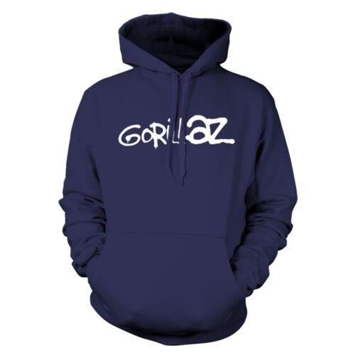 NEW Gorillaz /'Logo/' Pullover Hoodie