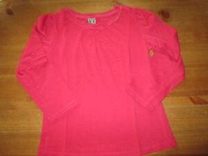 Tee-shirt-Uni-Rose-ML-T8ans-marque-Tape-a-l-039-oeil-NEUF