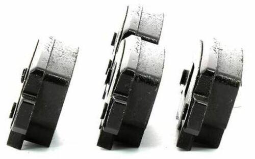 4x ATE Bremsbeläge hinten für TOYOTA COROLLA 13.0460-5819.2 Mister Auto