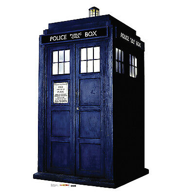 DOCTOR WHO 3-Piece Set CARDBOARD CUTOUT Standups Standees Posters (Special)